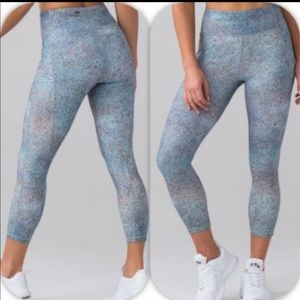 Lululemon Final Lap Crop 23""